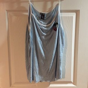Hot topic size 5x tank top